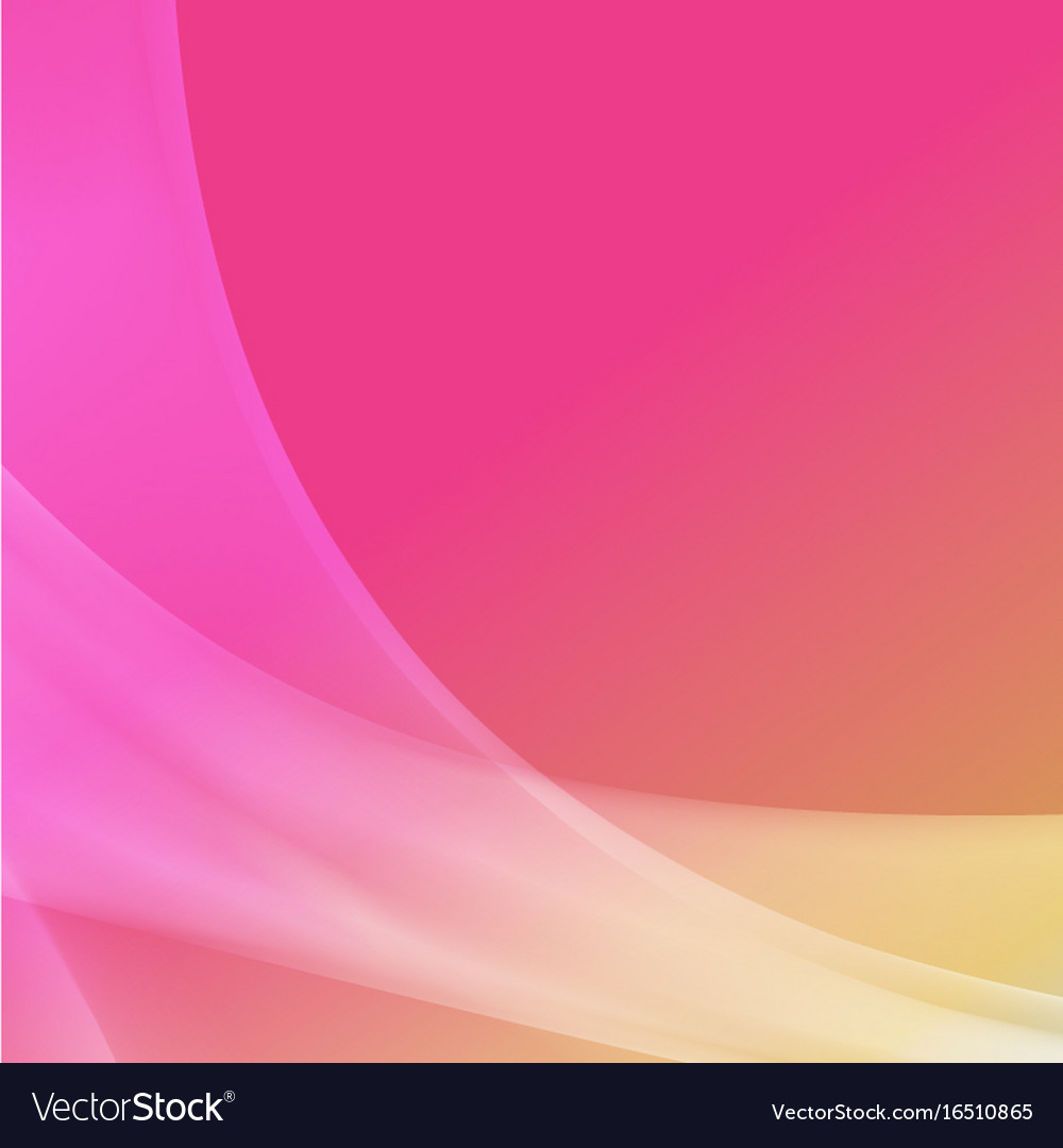 Abstract background with smooth waves