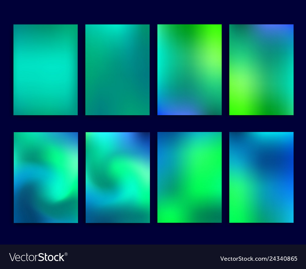 Holographic backgrounds for flyers cover poster
