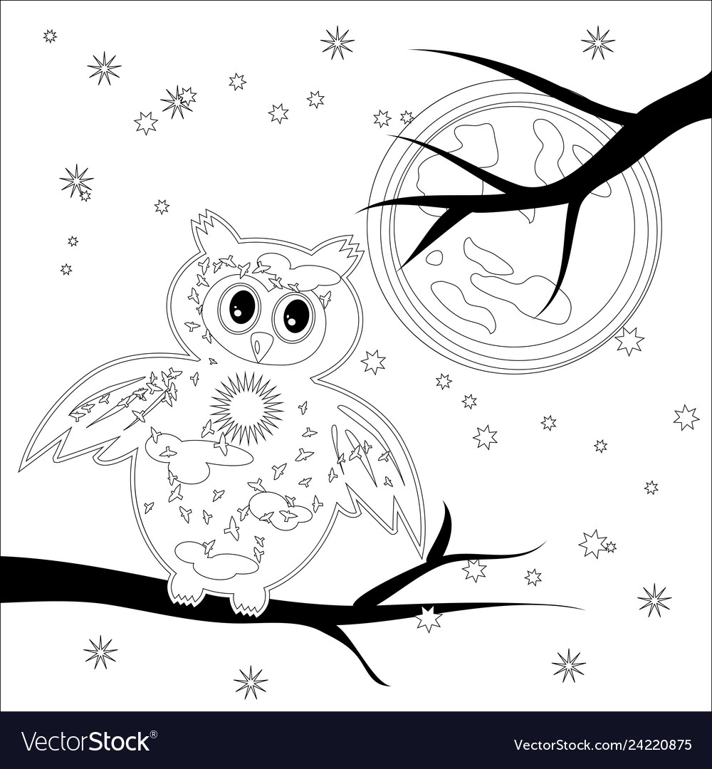 Adult Coloring Pages Sun Moon Images, Stock Photos & Vectors ... | 1080x1000