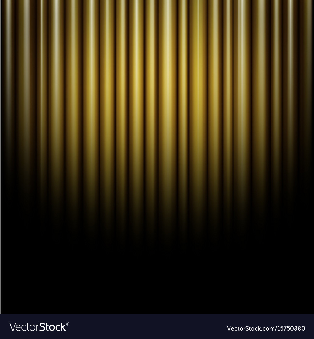 Curtain of brown background vector image