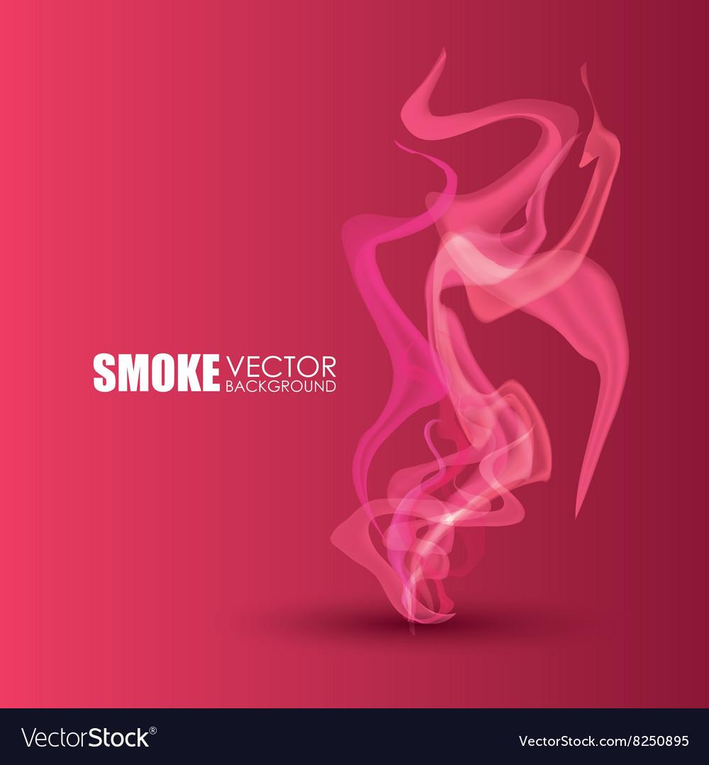 Smoke icon design