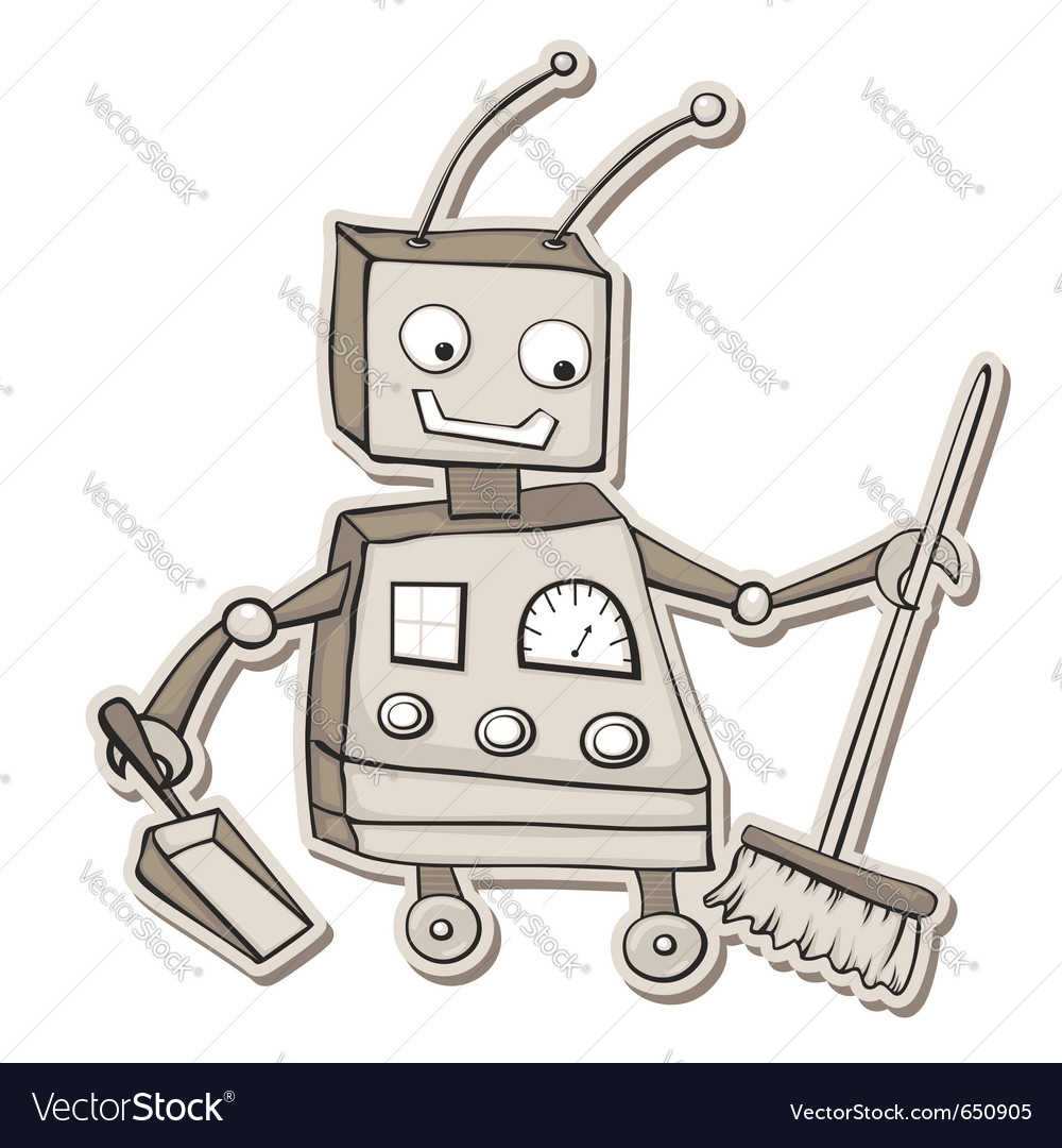 Cleaning robot