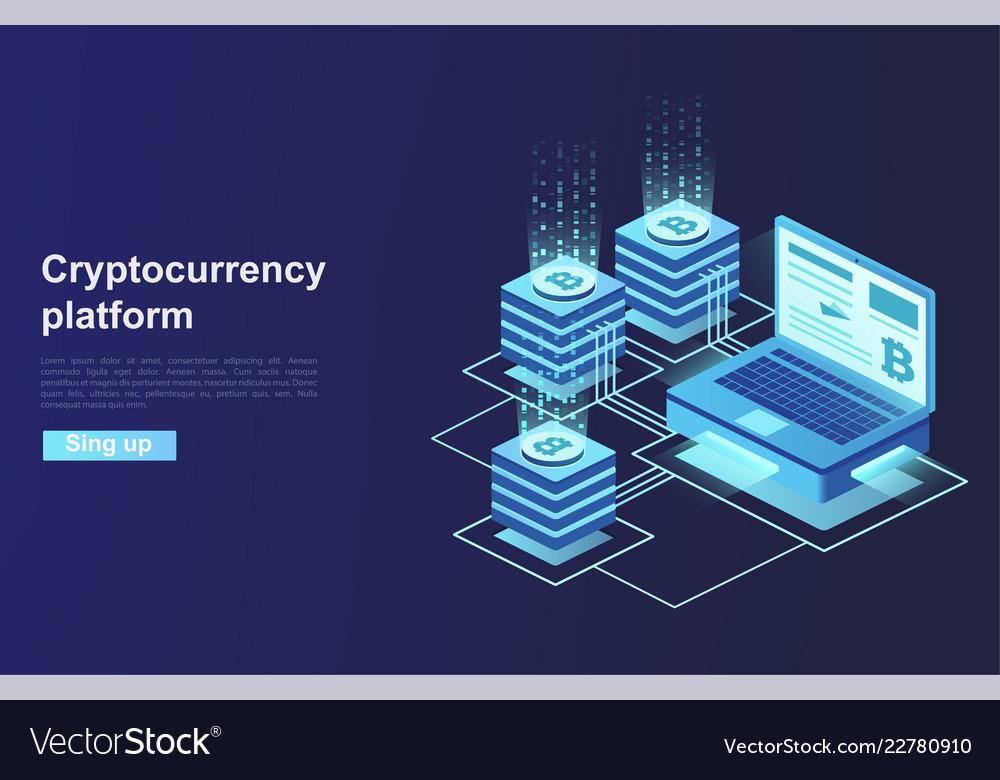 Cryptocurrency and blockchain platform creation