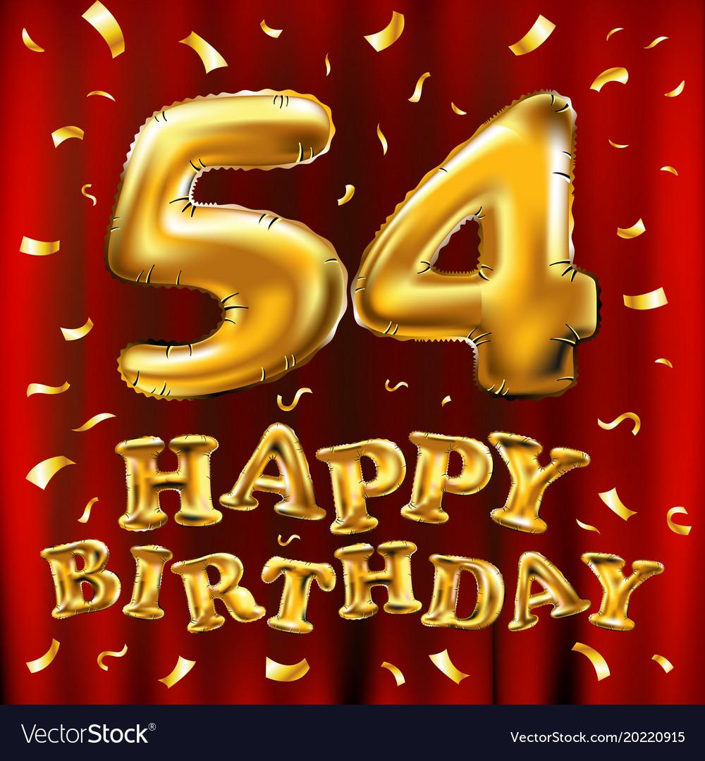Поздравления с днем рождения-54