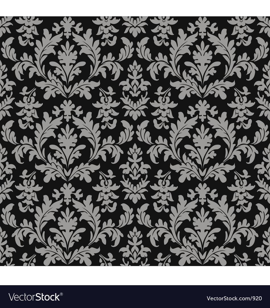 vintage wallpaper tile. Vintage Wallpaper Vector