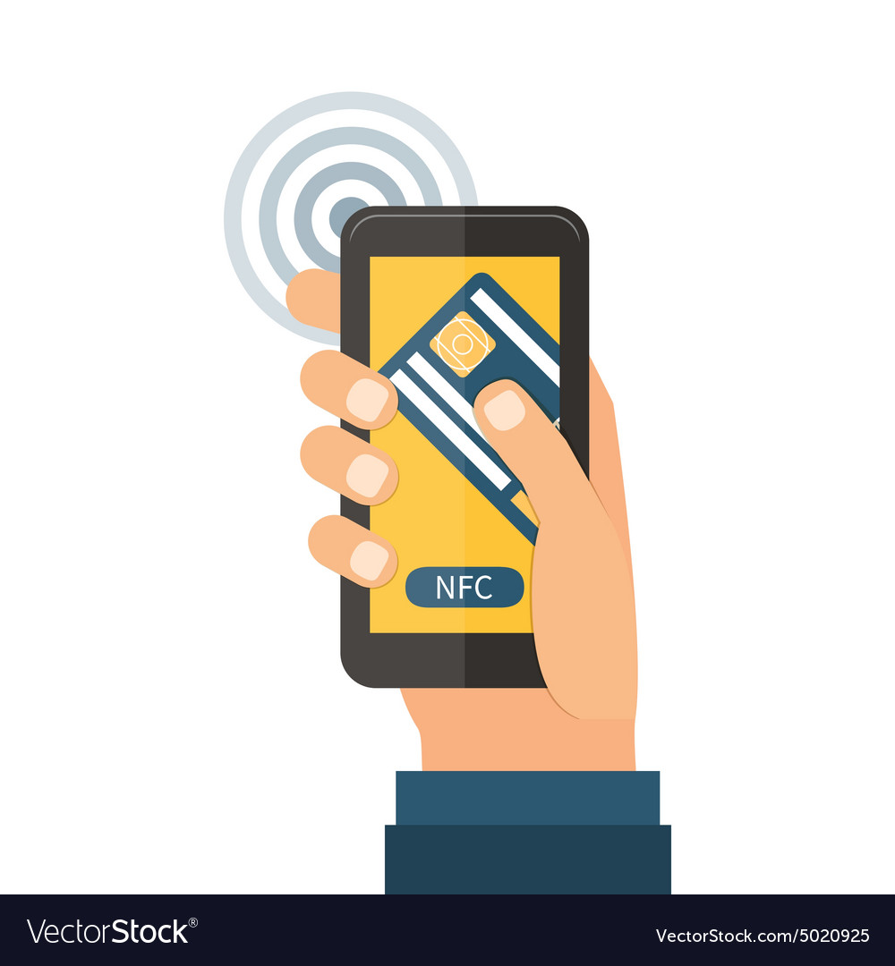 Mobile payments near field communication