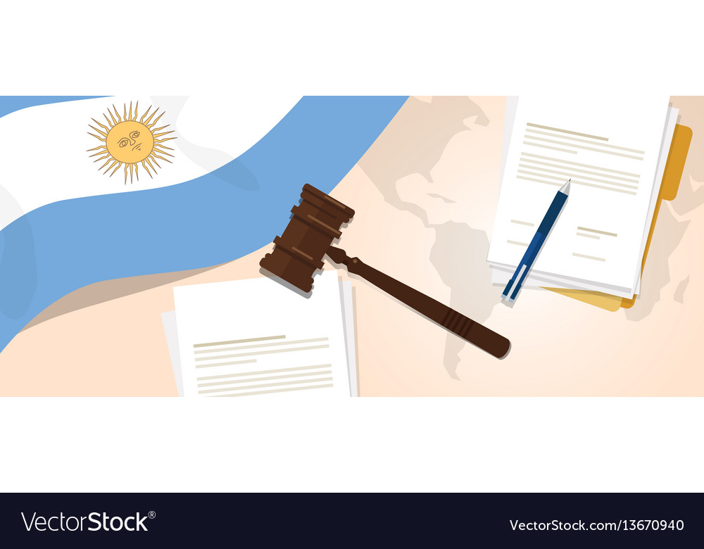 Argentina law constitution legal judgment justice