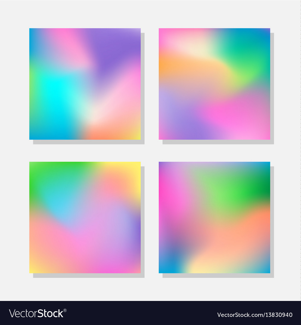 Blurred abstract colorful backgrounds