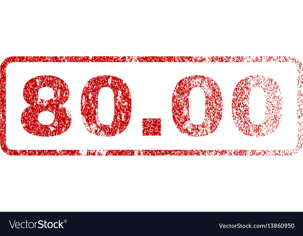 8000 rubber stamp