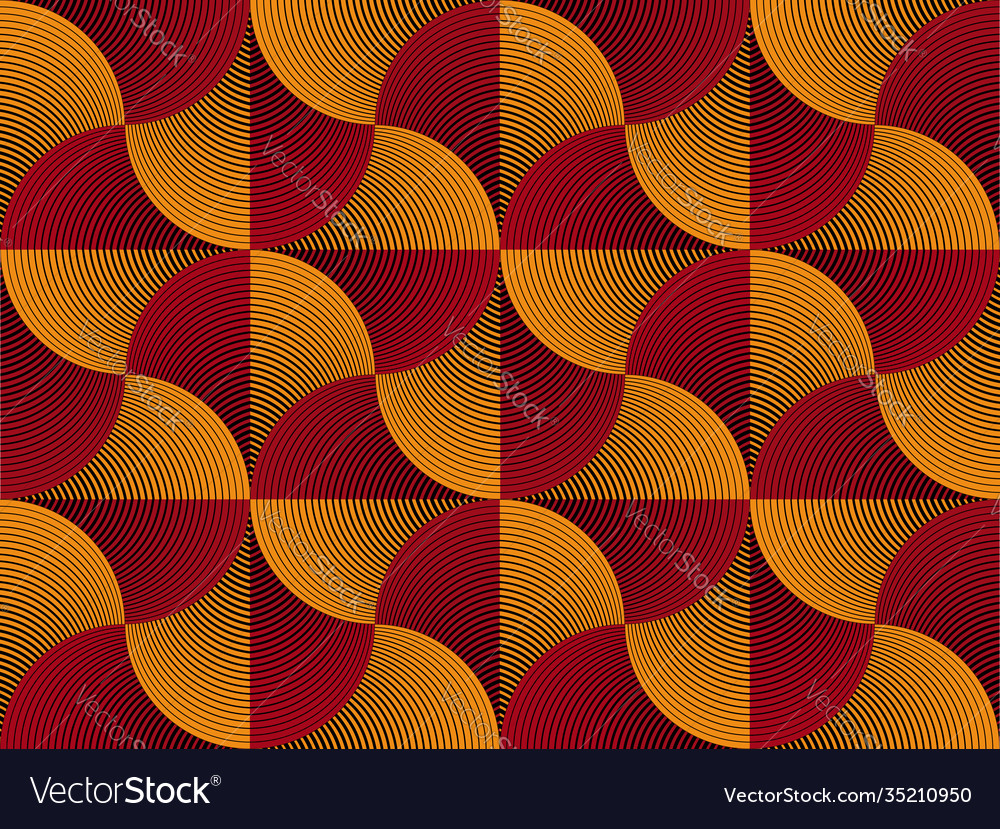 African wax print fabric ethnic ankara textile