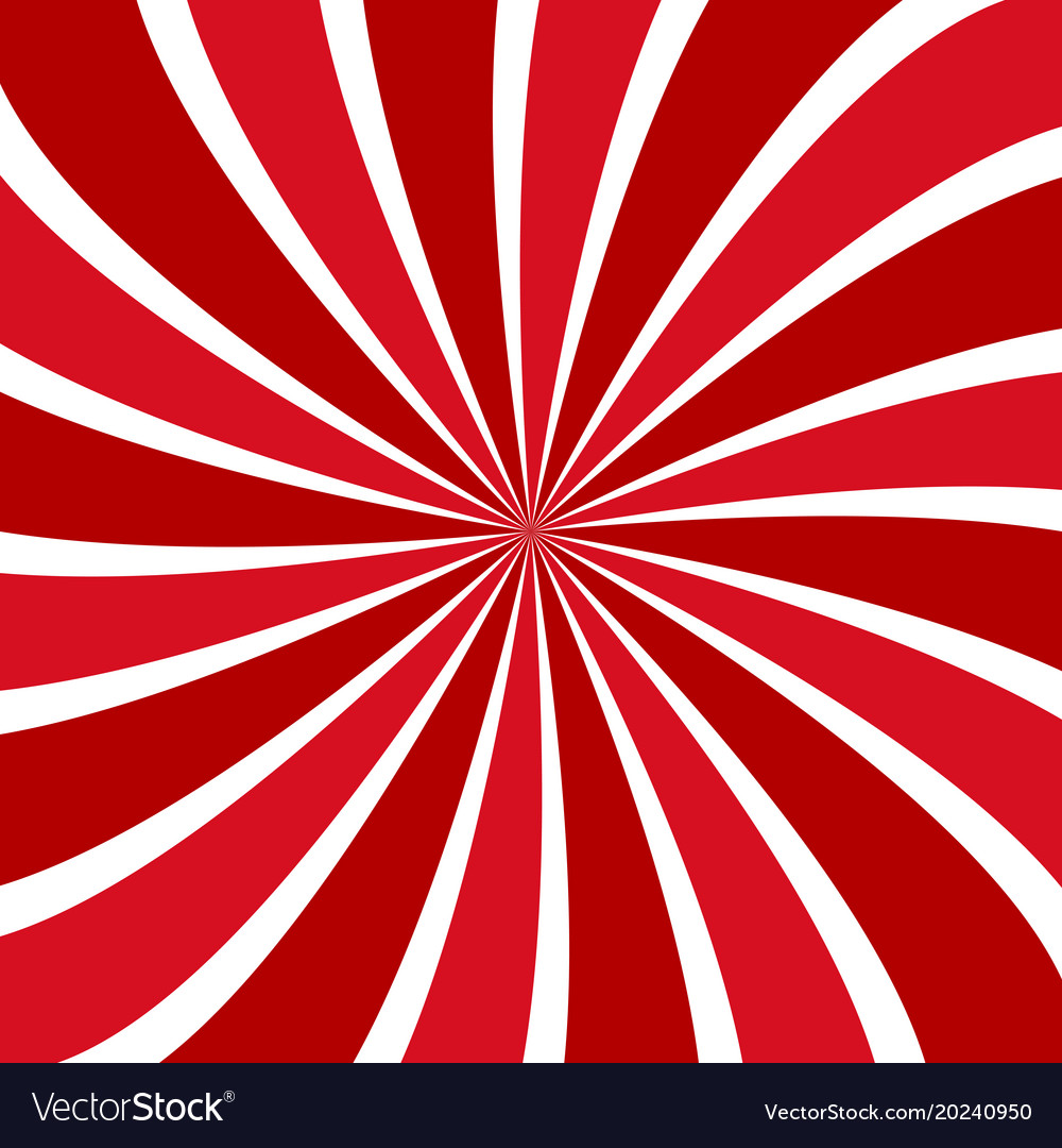 Geometric swirl background from rotated rays