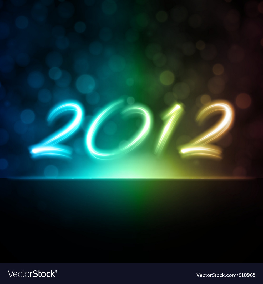صور عام سعيد 2012 - Photos Happy New Year 2012