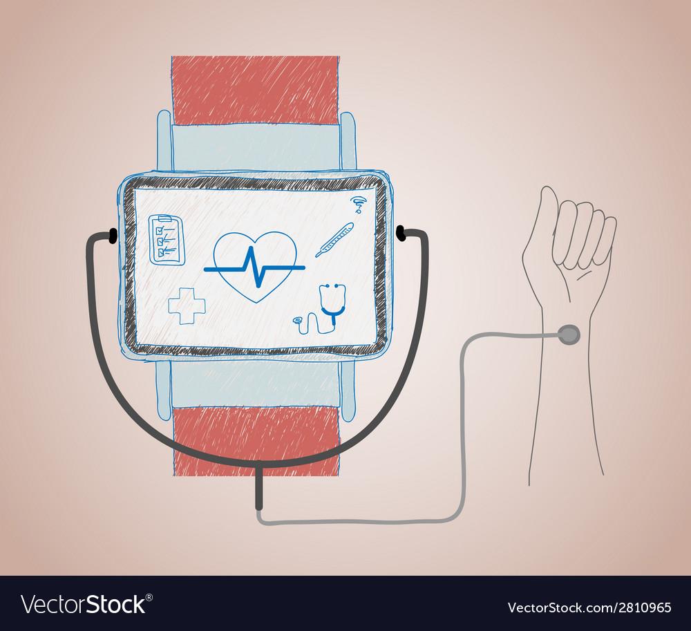 Smart wristwatch