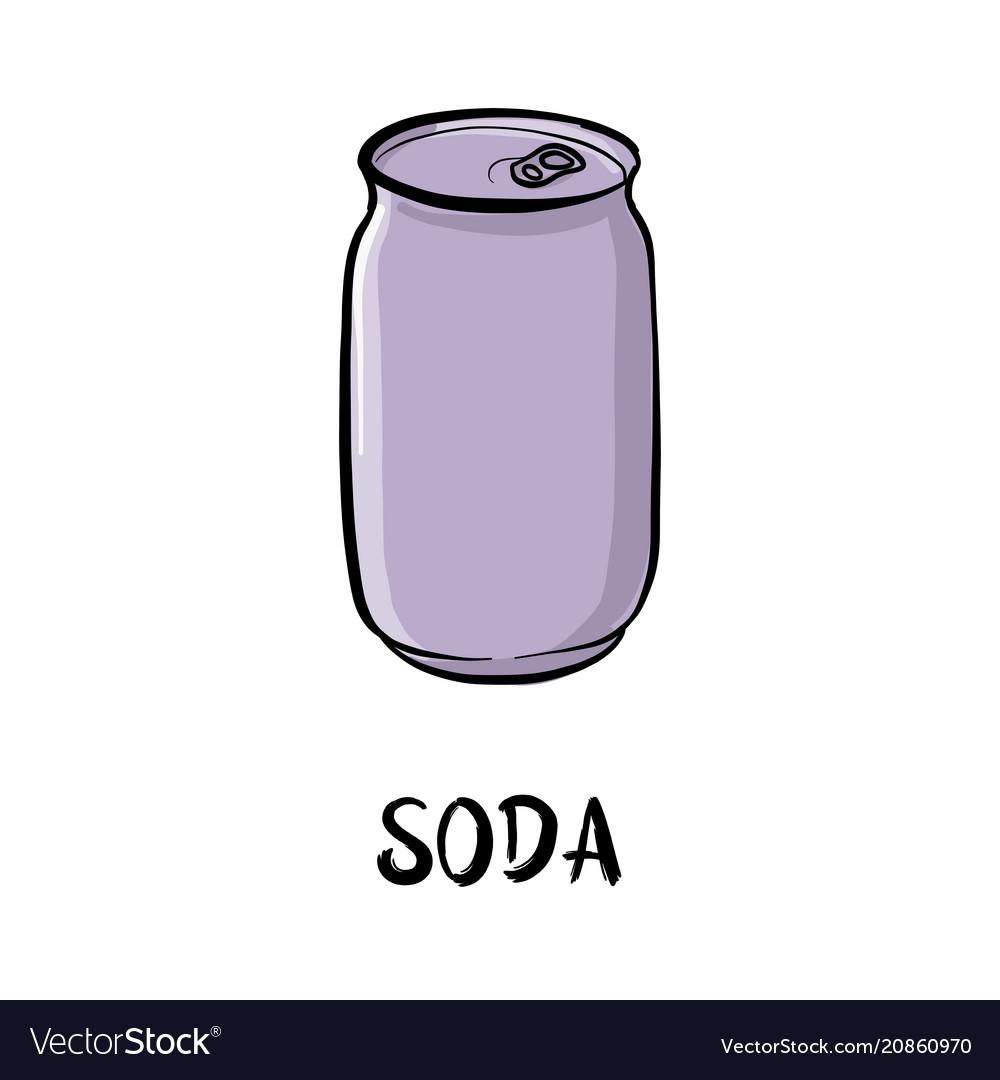 Drawing soda