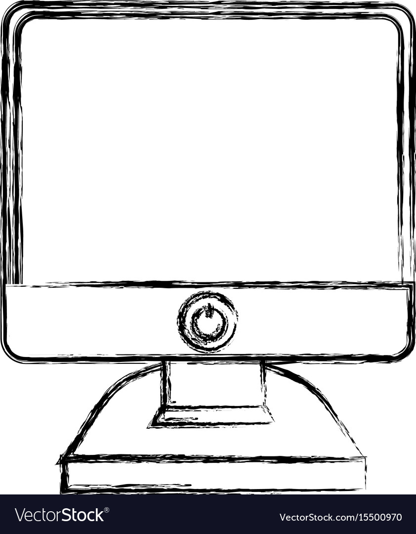 Isolated pc screen