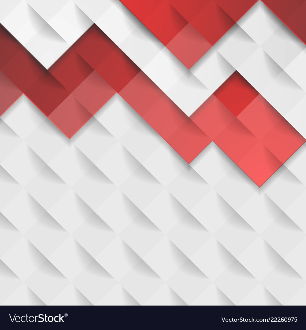 Abstract technology geometric mosaic background