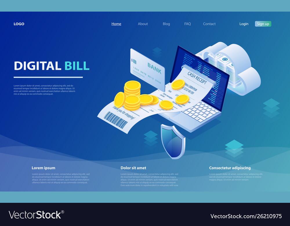 Online bill payment laptop online check payment