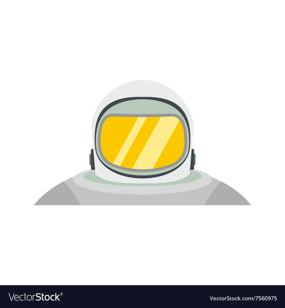 Suit flat icon vector image