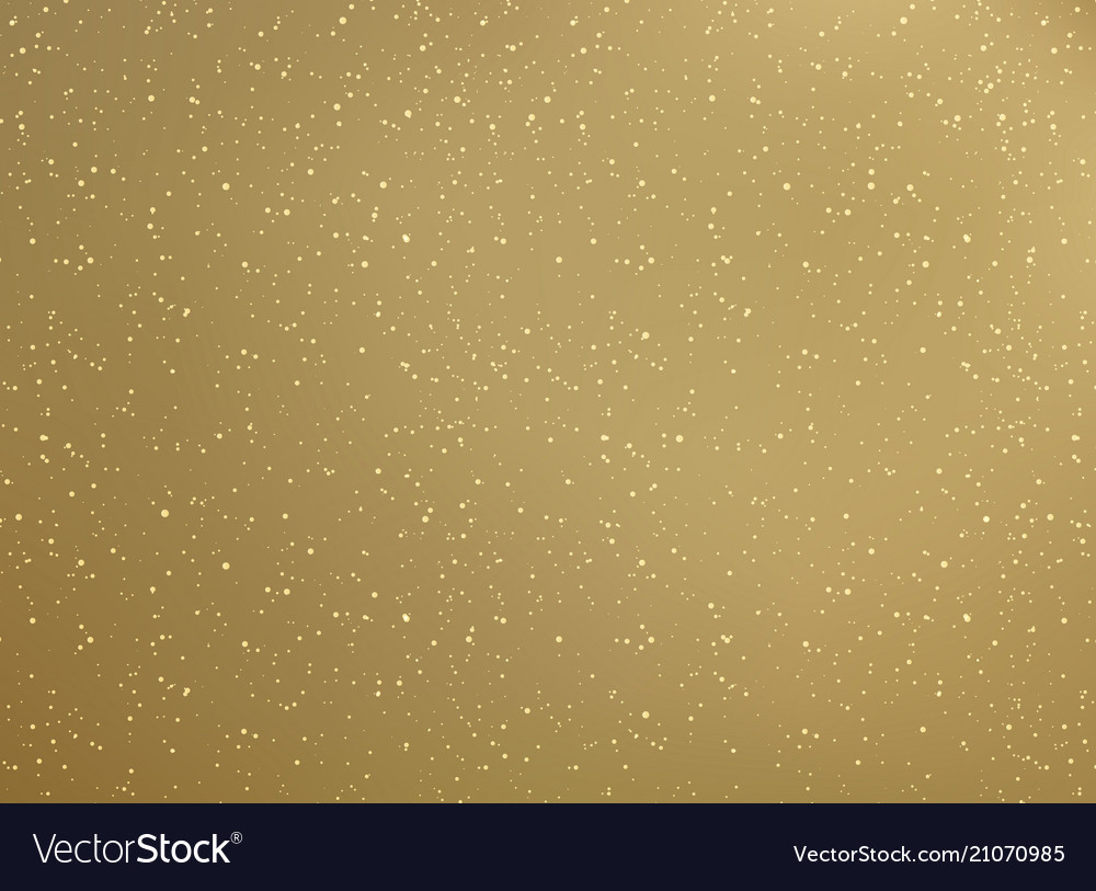 Gold background with golden glitter texture
