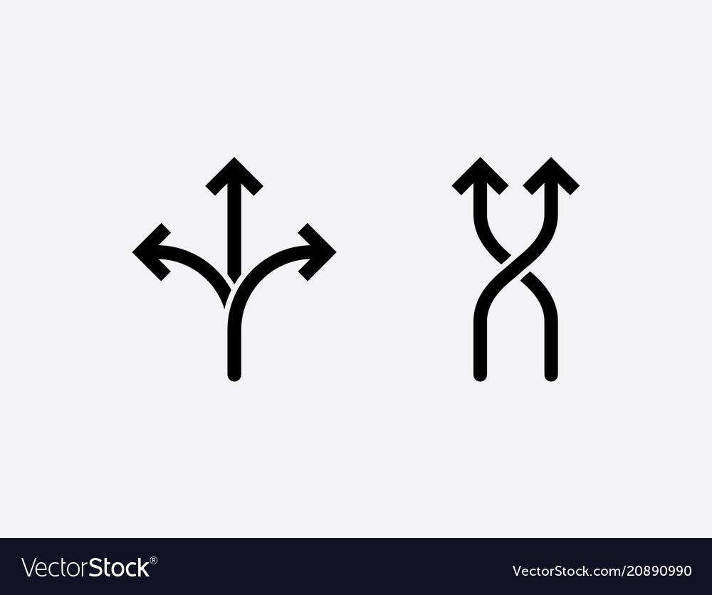 flexibility icon concept royalty free vector image vectorstock