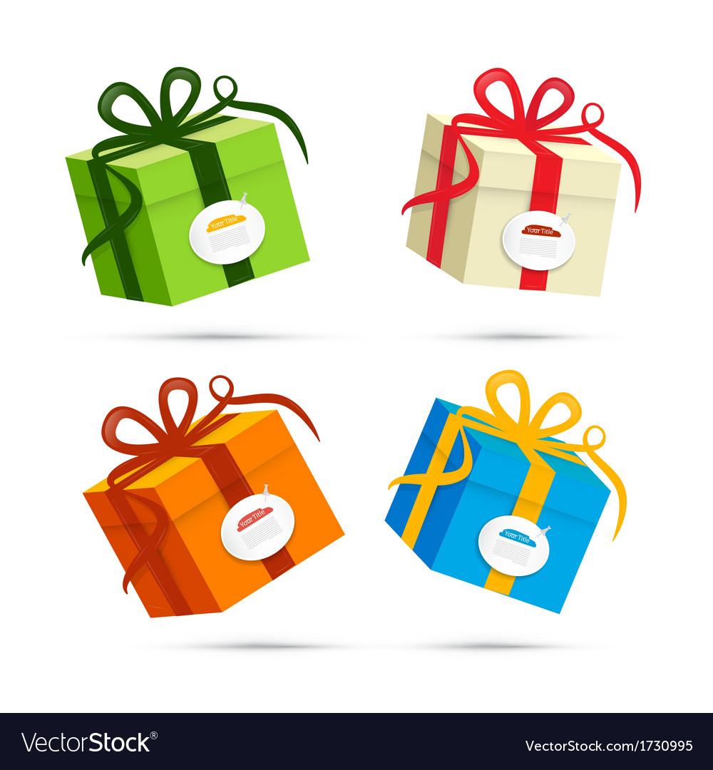 Present Box Gift Box Set