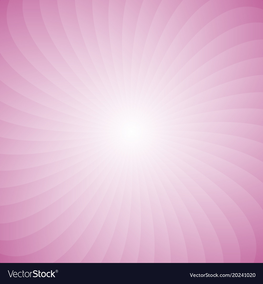 Abstract hypnotic spiral pattern background vector image