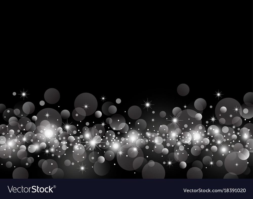 Black Background Design Vector Image