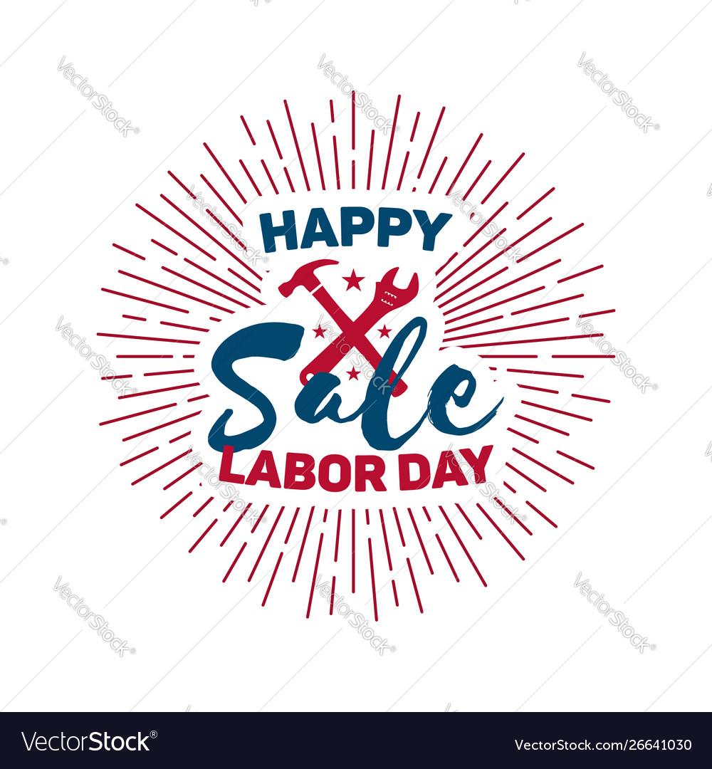 Labor Day National Holiday Usa