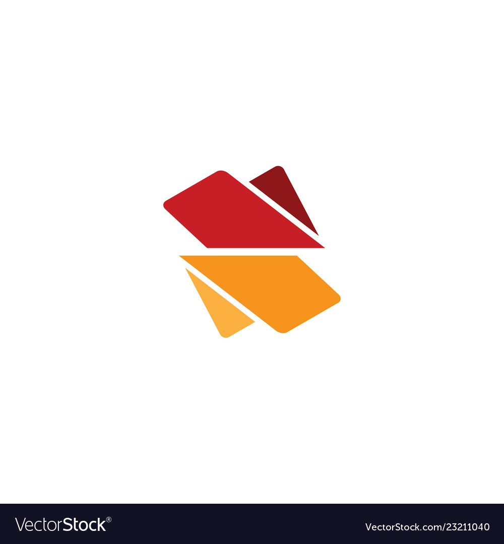 Abstract finance logo