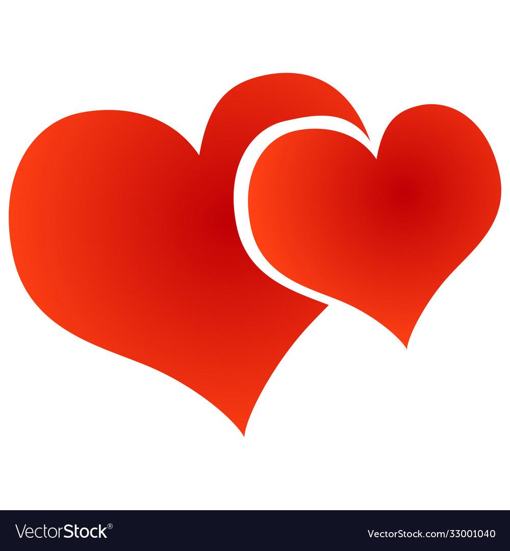 Heart icon love symbol