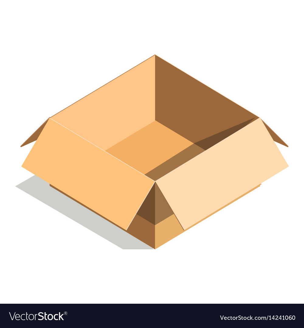 Carton paper box or cardboard 3d post package