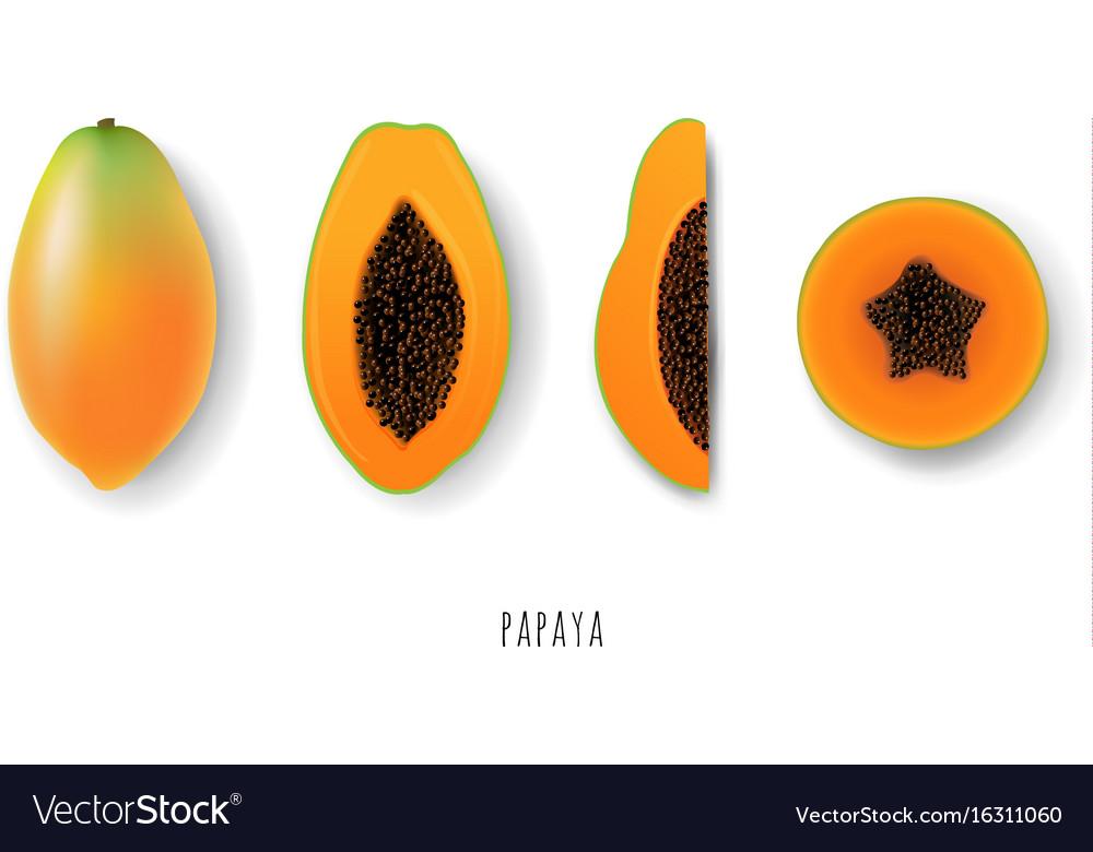 Papaya collection