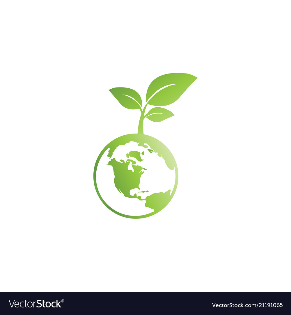World Environment Logo Icon Template Royalty Free Vector,French Kitchen Design 2020