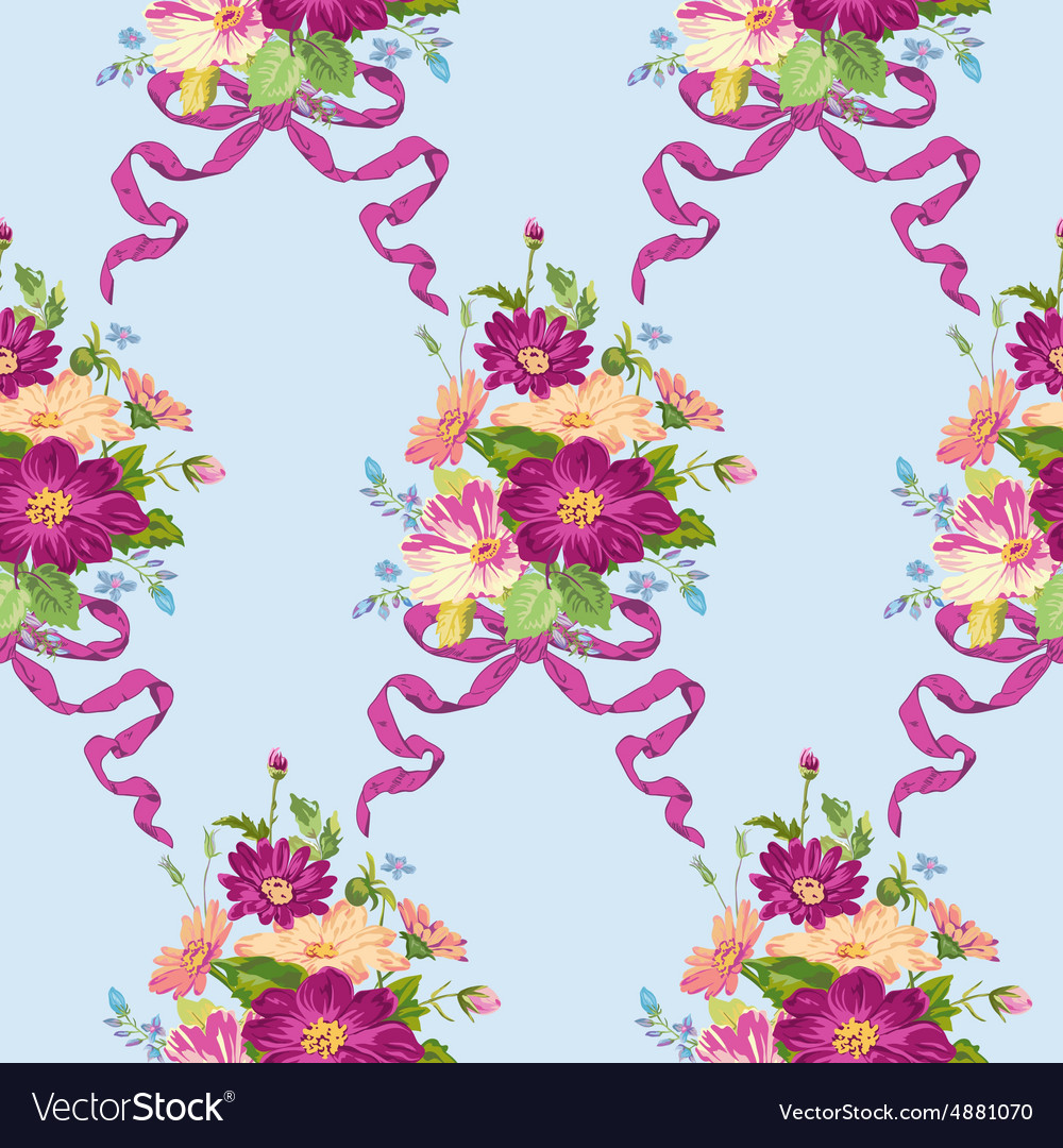 Spring flowers backgrounds royalty free vector image spring flowers backgrounds vector image mightylinksfo