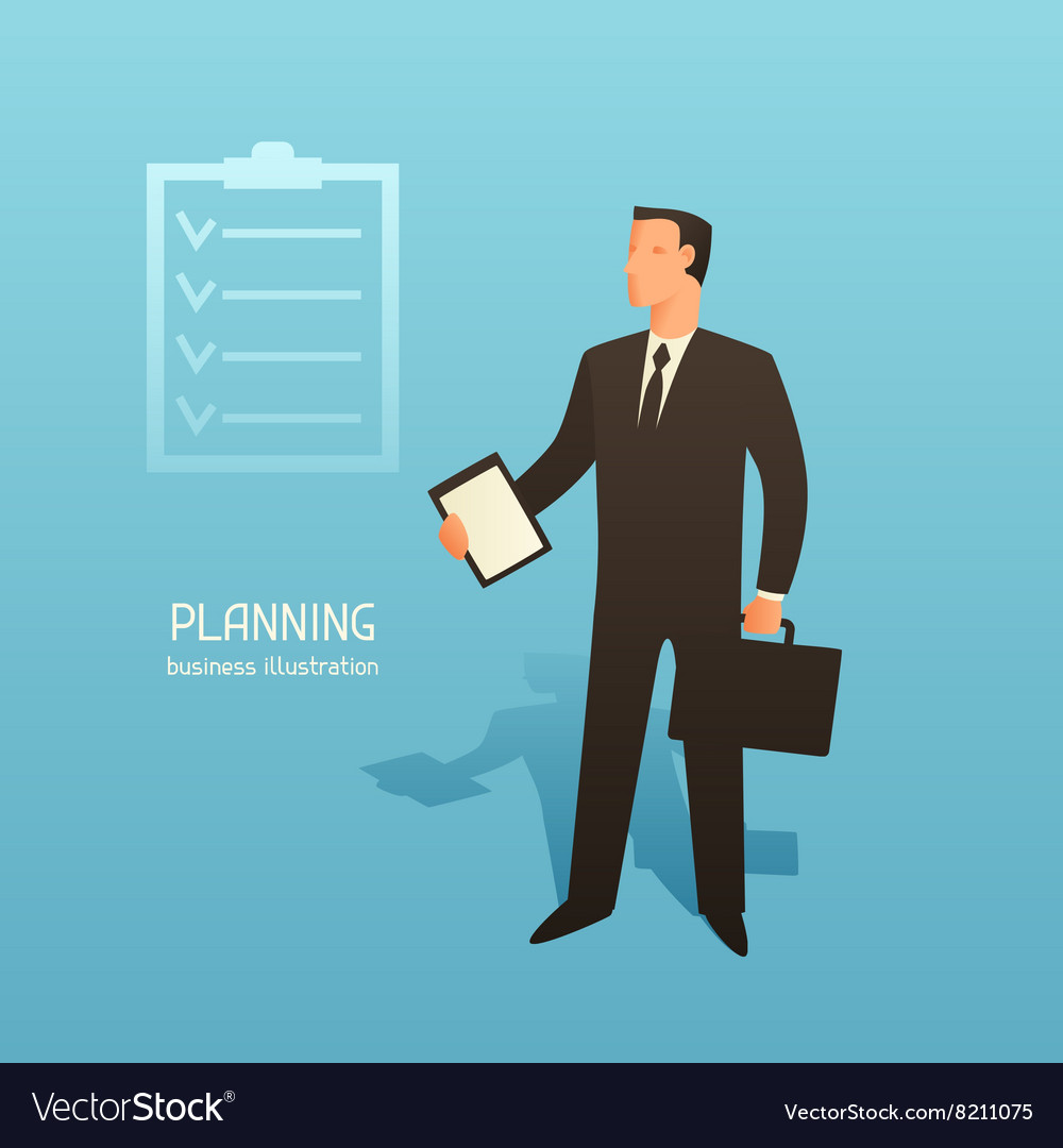 Planning business conceptual with