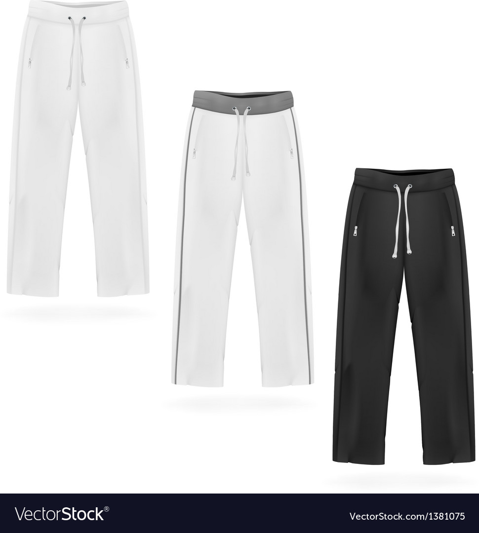 Sport sweatpants set