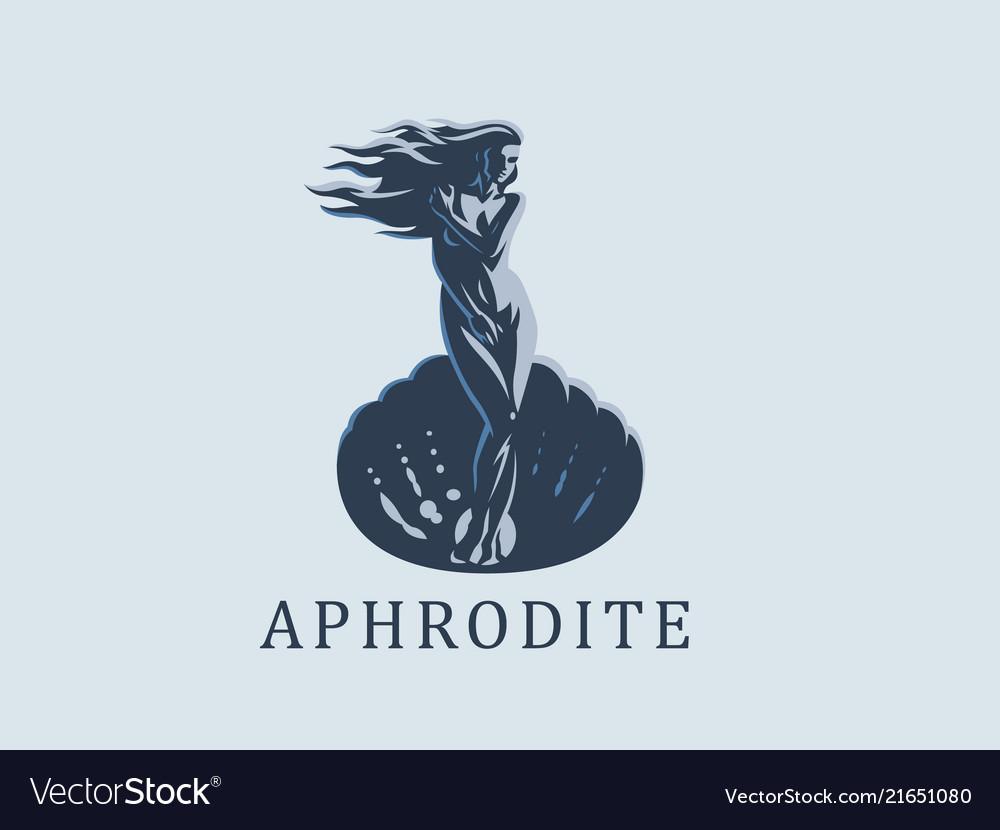 Aphrodite or venus emblem