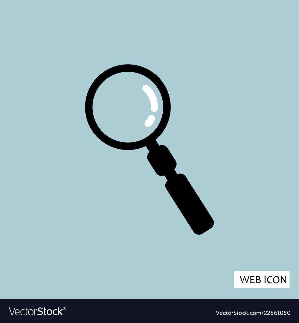 Search icon search icon eps10 search icon search