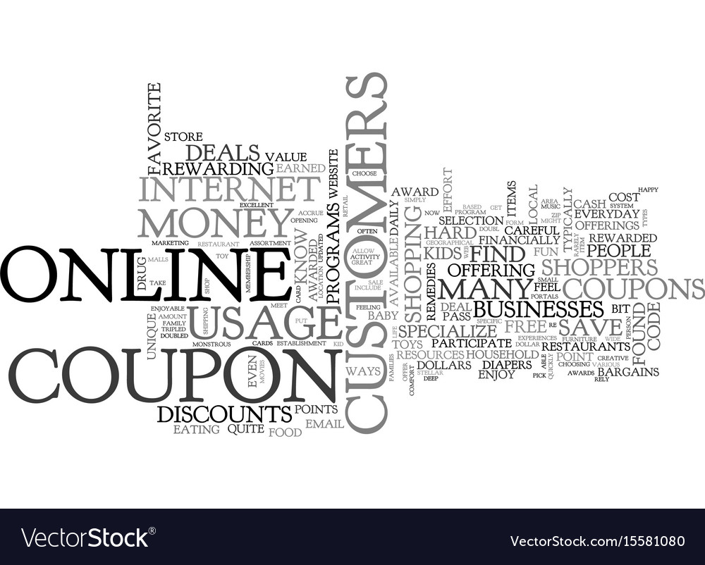 What you should know about your online coupons