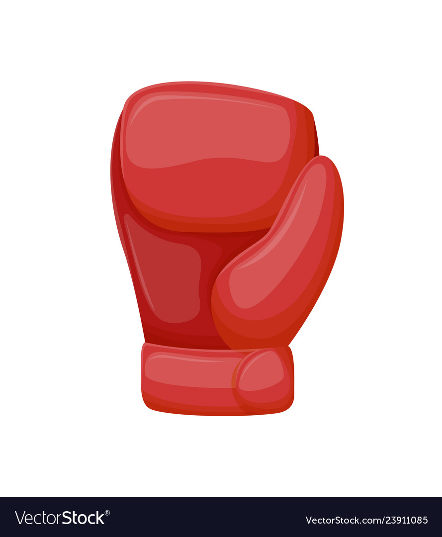 Boxing glove accessory combating by hands