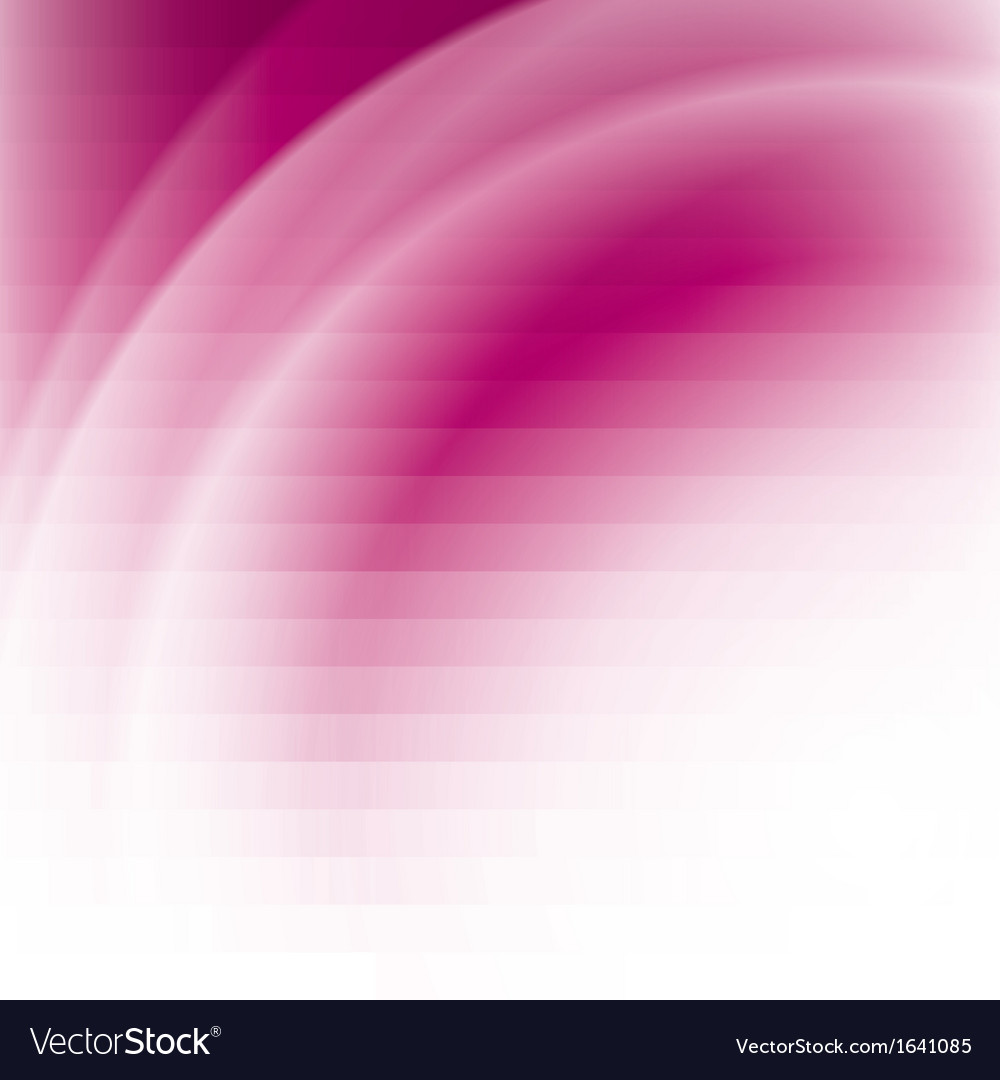 Pink business background with stripes and waves