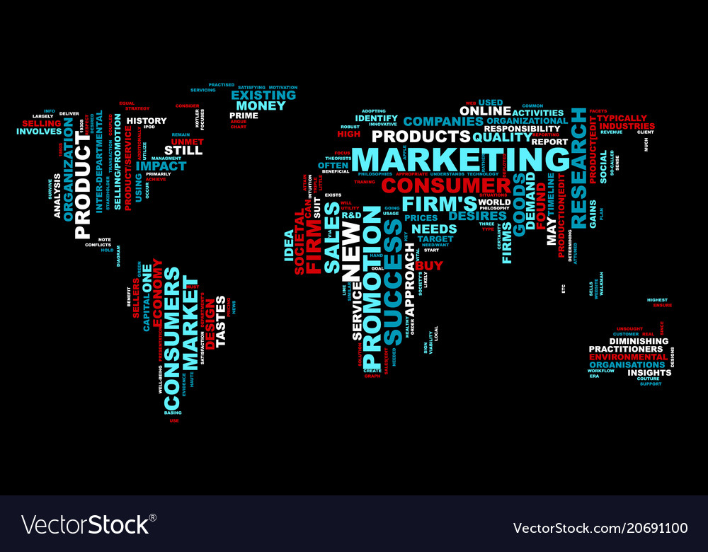 Word cloud bussiness concept world map from text vector image gumiabroncs Gallery