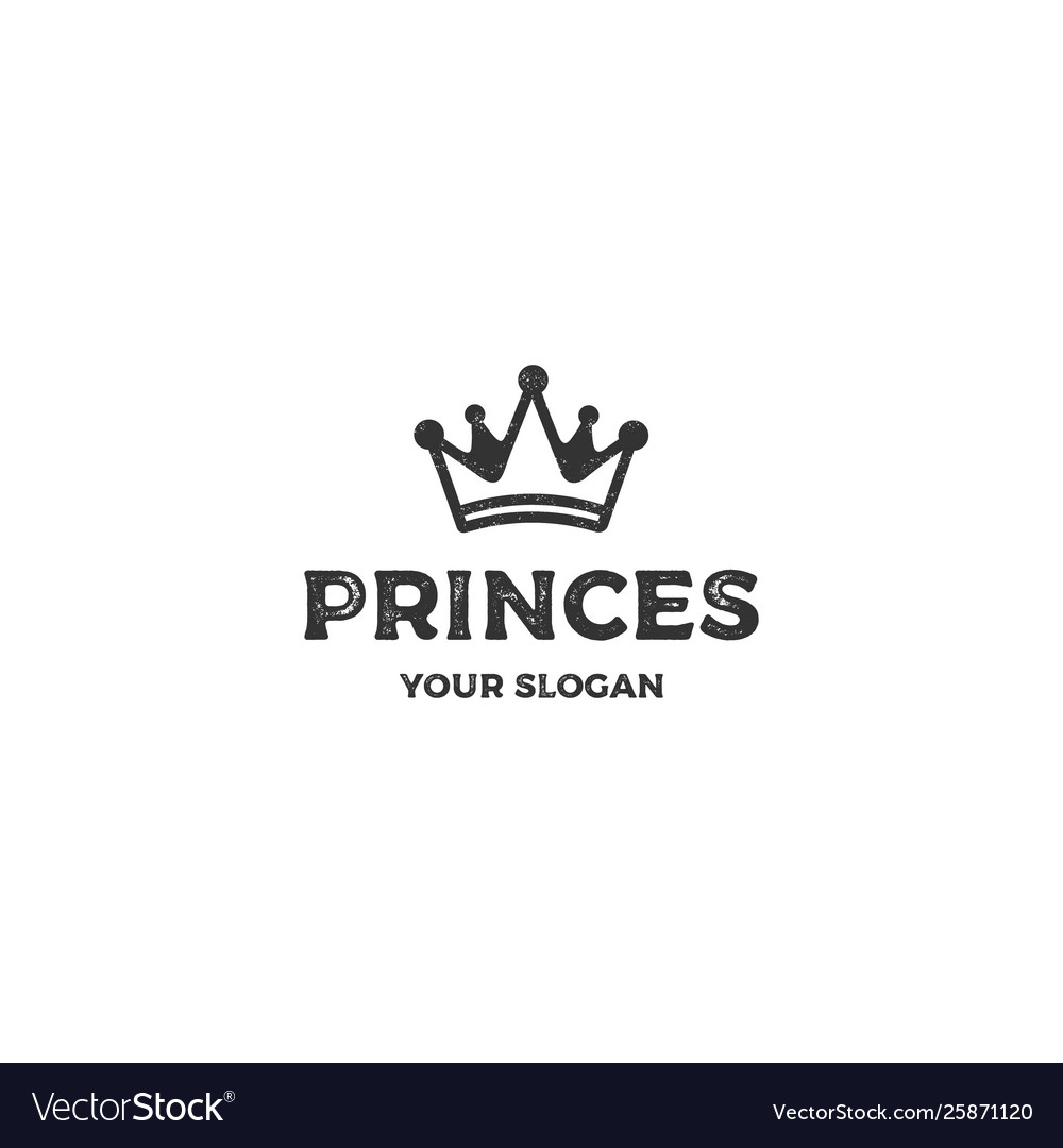 Crown-princes-logo-template