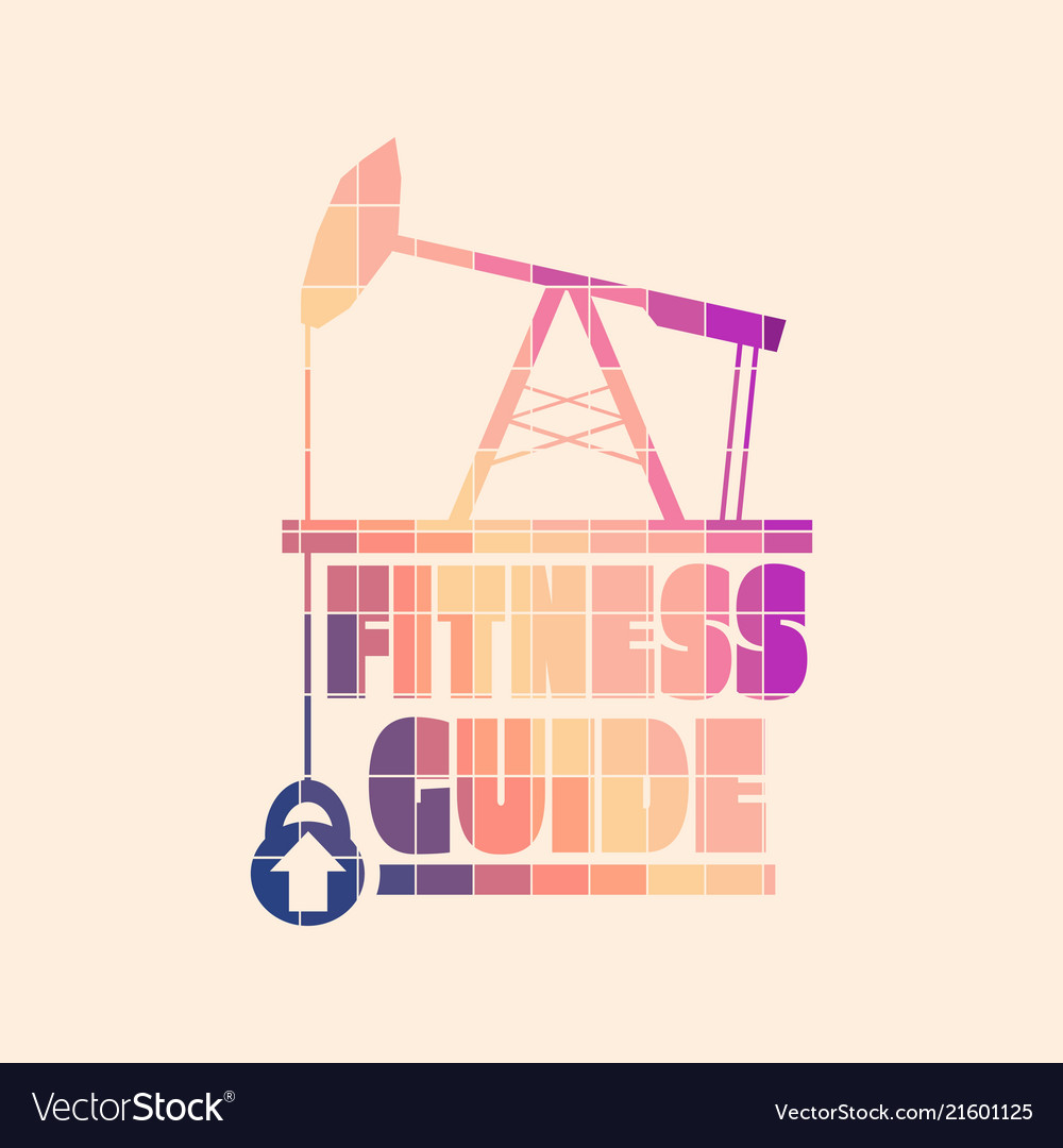 Fitness guide concept