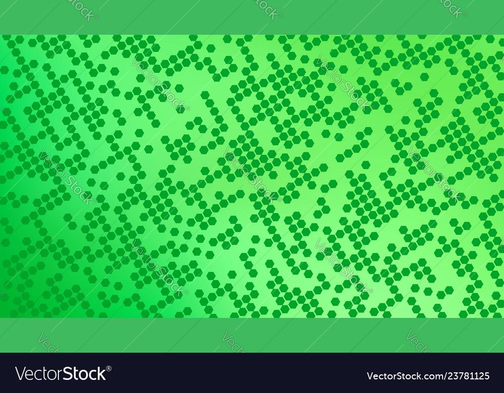 Vibrant green trendy gradient background