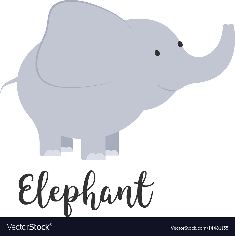 Download Baby Elephant Vector Png Png Gif Base Like a baby, gray and pink elephant graphics art png clipart. png gif base