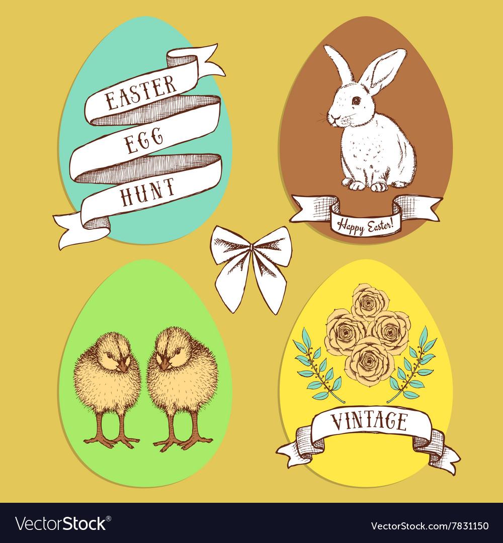 Easter edd hunt set