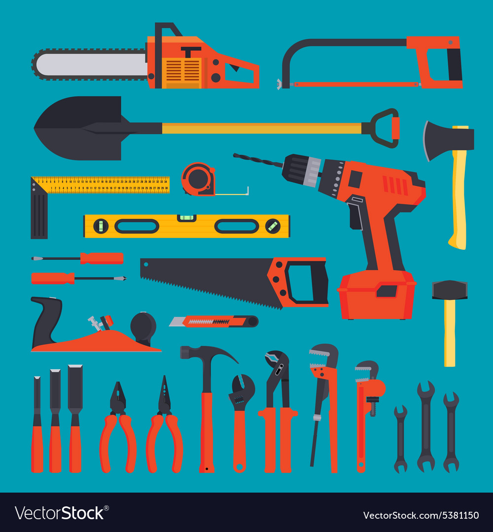 Hardware tools set