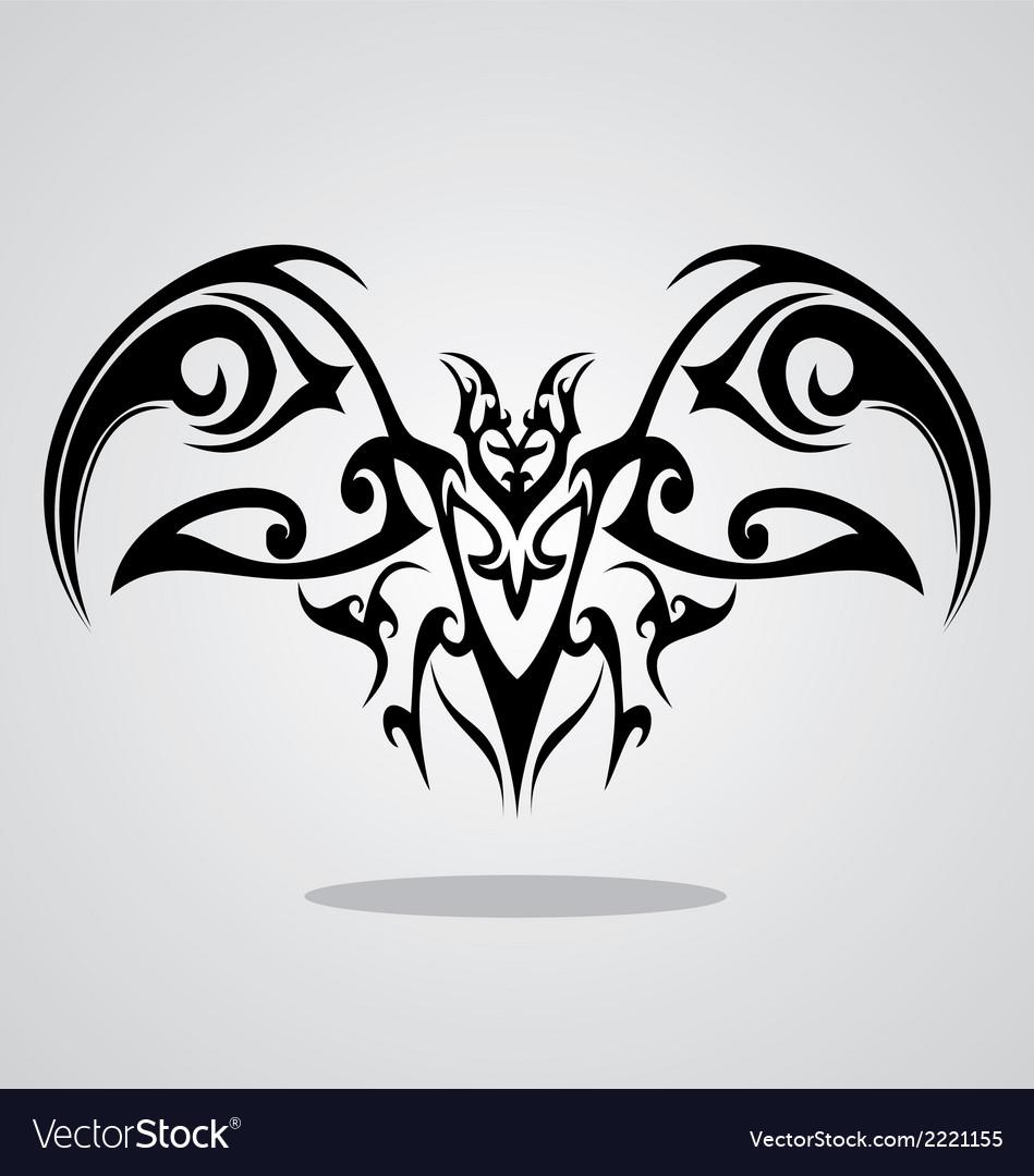 Tribal bat