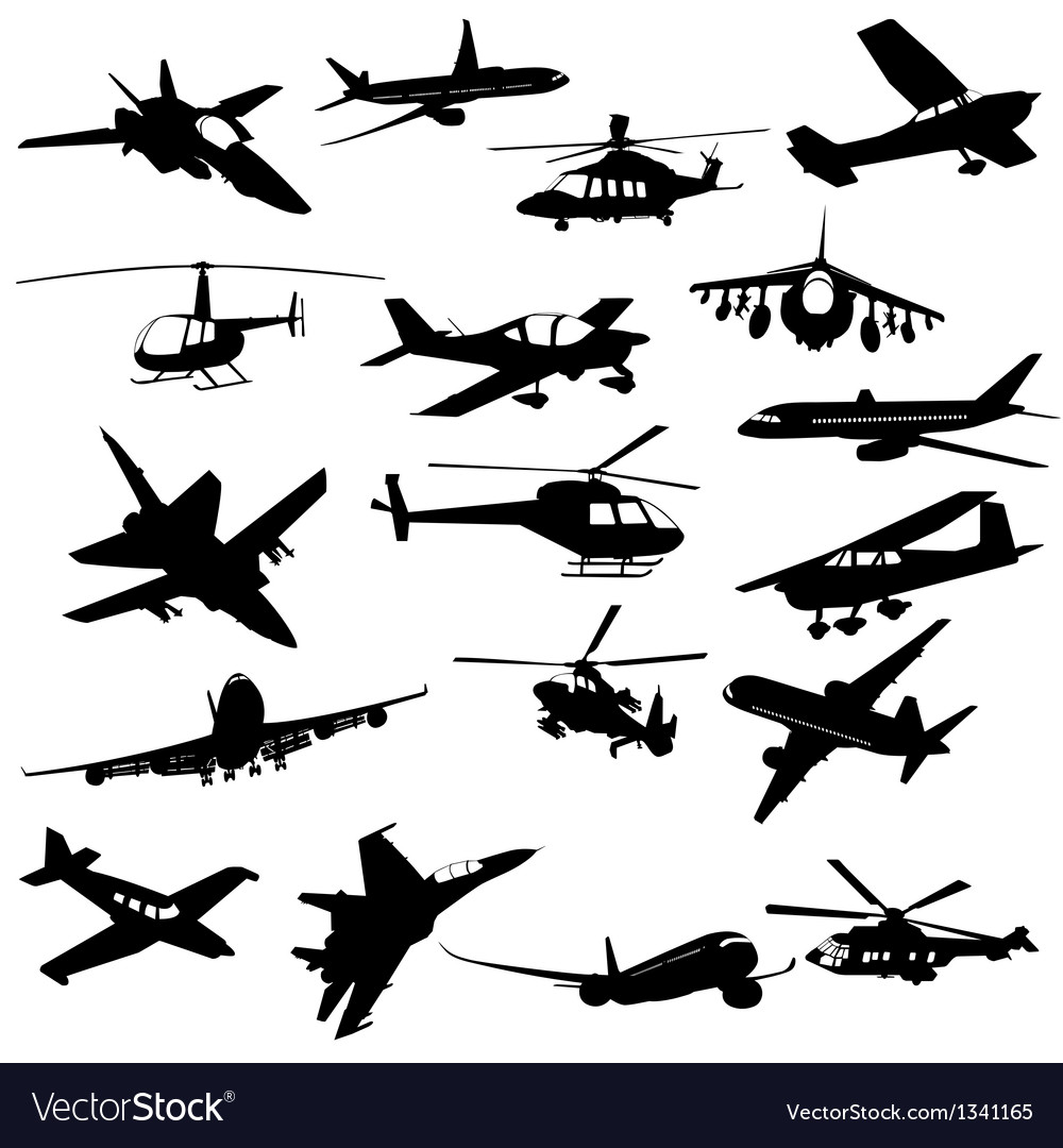Silhouette aviation